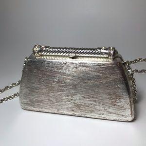 🌟HPX2🌟Italian RODO Handbag in  Brushed Gold Tone